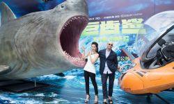 李冰冰控诉《巨齿鲨》导演