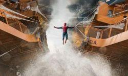 漫威宇宙第23部电影《蜘蛛侠:远离故乡》发布官方片名及logo