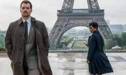 电影《碟中谍6》发布IMAX主创特辑 燃爆动作戏上演