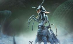 电影《蚁人2》曝光原始概念设计图