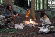 电影《阿尔法:狼伴归途》曝全新预告 人狼绝境求生