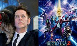 导演詹姆斯·古恩有望回归《银河护卫队》?