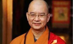 纪录片《两岸佛缘》主角之一学诚法师 辞去中国佛教协会会长