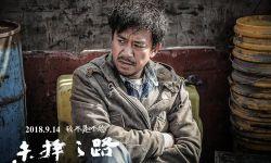 马伊琍王学兵主演电影《未择之路》曝壁画海报