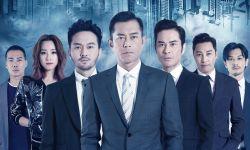电影《反贪风暴3》香港首映 古天乐领衔反贪天团