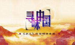 西瓜视频联手CCTV7打造的《寻味中国》正式开播