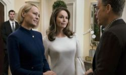 女总统亮相!《纸牌屋》最终季剧照
