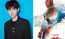 TFBOYS王源加盟主演《极限特工4》 明年1月开机