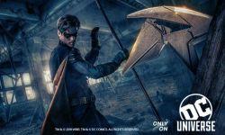 DC《泰坦》曝高清角色海报10.12上线