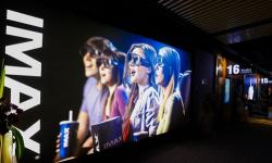 中国首套IMAX新一代激光放映系统正式在上海寰映影城启用