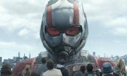 漫威大片《蚁人2》日本开画票房冷清 《银魂2》走势稳健