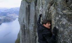 电影《碟中谍6》发IMAX红毯采访特辑