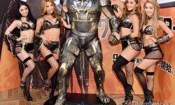 《铁血战士》日本宣传全面开启