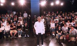 山下学堂举办第二期大师分享课 陈国富现场教表演