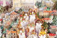 温情治愈系电影《爱猫之城》预告片