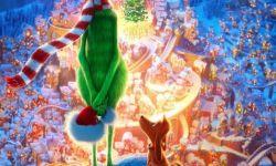 """《绿毛怪格林奇》新海报 绿毛怪""""偷圣诞""""妙趣横生"""
