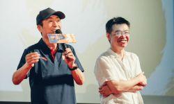 """《影》幕后纪录片首映 张艺谋圆""""水墨梦"""""""
