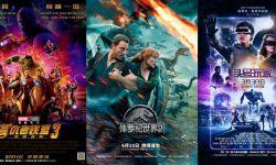 2018年进口片份额跌至33%!好莱坞电影在中国不行了?