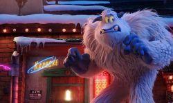 电影《雪怪大冒险》致敬《怪兽电力公司》?