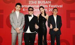 李鸿其携《幸福城市》亮相釜山电影节 被称电影节锦鲤