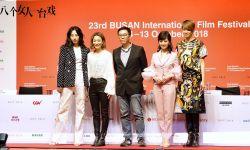 《八个女人一台戏》釜山电影节首亮相 口碑获赞引热议