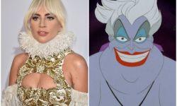 Lady Gaga被传加入《小美人鱼》真人版电影