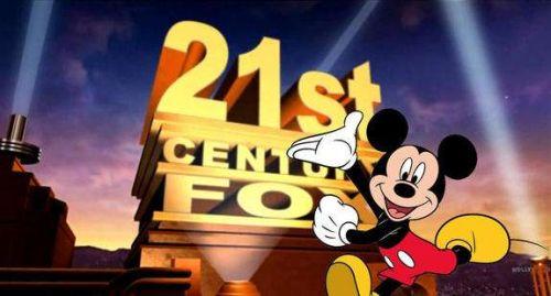 21世纪福斯并入迪士尼