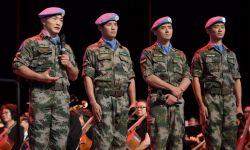 《中国蓝盔》亮相丝绸之路国际电影节 于11月23日热映