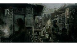 电影《在乎你》曝场景概念图:中式与日式向荣质感极佳