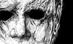 新版《万圣节》曝最新海报 恐怖面具令人不寒而栗