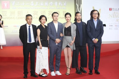 """《淡蓝琥珀》获第21届上海电影节""""亚新奖""""最佳摄影奖"""