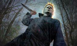 《万圣节》北美首日3330万开画凶猛 R级恐怖片开画第二