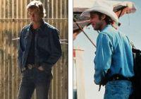 皮特《好萊塢往事》牛仔造型搶眼 最新洛杉磯片場照曝光