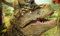 浓浓父子情,欢乐大冒险,《恐龙王》11月10日上映