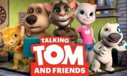 《会说话的汤姆猫》将拍真人动画电影 处于前期开发档期未定