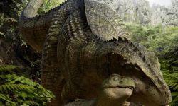 动画电影《恐龙王》试映 生动展示恐龙的励志成长故事