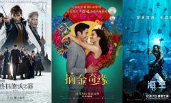 三部电影连续性进攻,华纳兄弟向中国市场发起攻势!