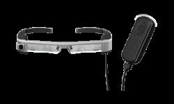 随时随地观影 保护你的隐私 只需一副爱普生BT-300智能眼镜