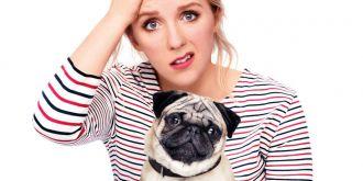 英式喜劇《我的冤家是條狗》上映曝海報