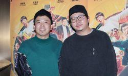 《无名之辈》上海路演 导演饶晓志主演潘斌龙现身造势