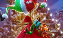 《绿毛怪格林奇》首周末北美夺冠 12月14日国内上映