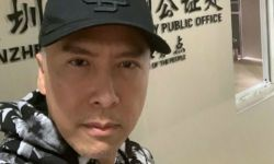 """甄子丹晒公证处照片 对片方""""戏霸""""言论依法追究"""