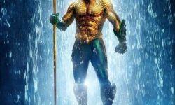 DC《海王》发布全新海报:擎天架海,王者降临