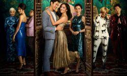 《摘金奇缘》发中国独家海报 古色天香充满东方元素