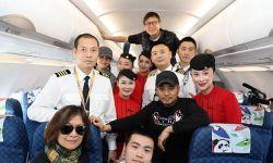刘伟强张涵予携手《中国机长》 川航英雄机长被搬上银幕