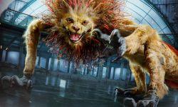 """《神奇动物2》首周末2.59亿票房 """"驺吾现世""""海报曝光"""