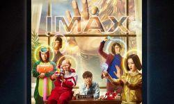 《天气预爆》将于12月21日贺岁档登陆中国IMAX影院