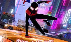 动画巨制《蜘蛛侠:平行宇宙》12月21日开画直击跨年档
