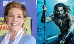 好莱坞传奇加入DC!朱丽安德鲁斯演《海王》