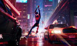 《蜘蛛侠:平行世界》主创伦敦漫展造势 彭昱畅现身